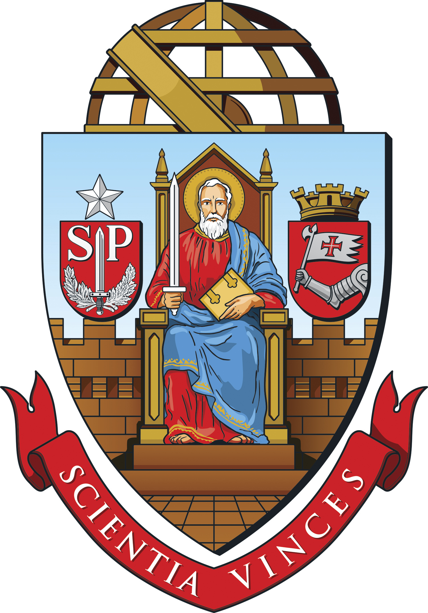 USP bresil logo