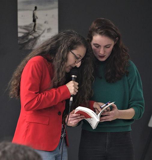 Déraciné.es : lecture