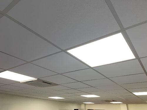 Éclairage après le passage au LED
