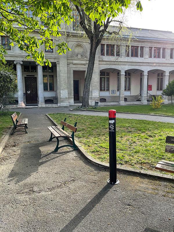 écomégots - campus BdR