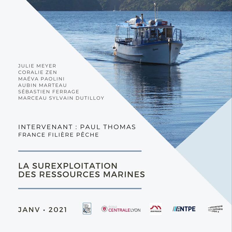 La surexploitation des ressources marines