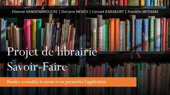 Librairie Savoir-Faire